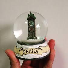 Snowglobe from Praha | <b>Снежный шар</b>