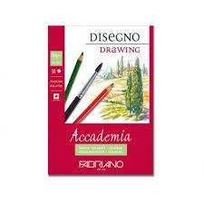 Альбом-склейка для <b>рисования Fabriano</b> Academia Drawing ...