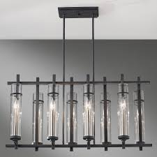 Linear Dining Room Lighting Brilliant Ceiling Contemporary Dining Room Chandeliers Linear
