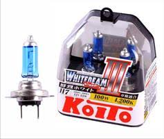 "<b>Лампа</b> галоген"" WhiteBeam III <b>H7</b>"" 12В 55Вт, 2шт <b>Koito</b> P0755W ..."