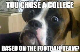 Choosing a College for all the Wrong Reasons by Suzanne Shaffer, Parent Editor. Since choosing a college ...