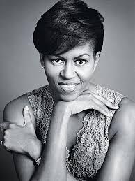 Michelle Obama: Ícone de elegância e estilo. - michelle_obama