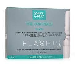 MartiDerm Originals Flash <b>сыворотка</b>-<b>уход</b> ампул 2мл д/коррекц ...