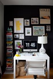 black and white home office inspiration 2 black white home office inspiration