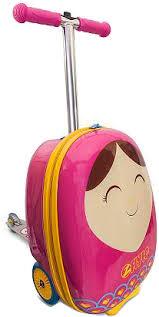 <b>Самокат</b>-<b>чемодан ZINC Betty</b>