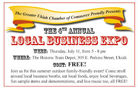 th annual local business expo business expo flyer halfpg
