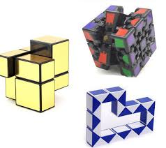 <b>3PCS</b> cube combination 2x2 mirror cube 3x3x3 gear cube 24 parts ...