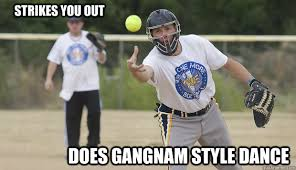 Slow Pitch Softball Pitcher memes | quickmeme via Relatably.com