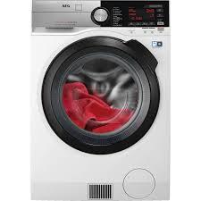 AEG - Отдельностоящая <b>стиральная машина с сушкой</b> ...
