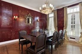 dining room wall decorating ideas:  red dining room wall decor fresh best inspiration creative dining room luxury home red