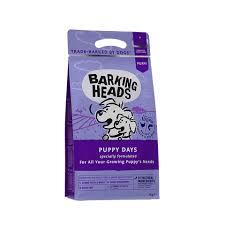 Корм для собак <b>Barking Heads</b>   <b>Щенячьи</b> деньки
