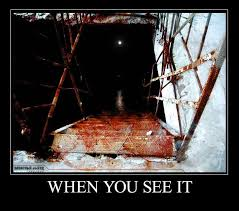 When you see it on Pinterest | Scary, Funny Pictures With Captions ... via Relatably.com