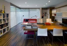 home office design at remodel of a 1950 house in south africa by nico van der architecture home office modern design