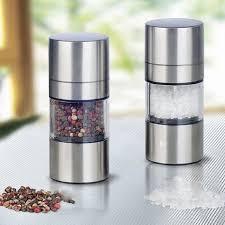 <b>1Pcs Pepper</b> grinder Kitchen <b>Mills</b> Salt Tool Spice Coffee <b>Cook</b> as ...