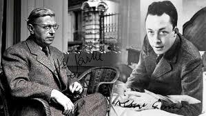 Image result for Camus sartre