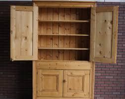 antique english pine cupboard cabinet linen cabinet pine hutch bookcase farmhouse cupboard antique english pine armoire