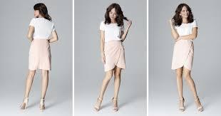 Pink Wrap <b>Skirt</b> | <b>LENITIF</b> | SilkFred