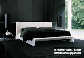 black paint and white furniture for bedrooms decoration black white bedroom furniture