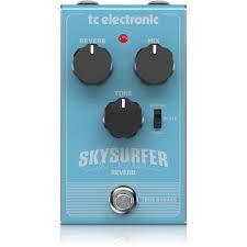 <b>TC Electronic</b> Skysurfer Reverb, купить <b>педаль эффектов</b> TC ...