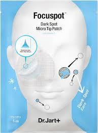 <b>Dr</b>. <b>Jart+ Focuspot</b>™ Dark Spot Micro Tip Patch Ingredients explained