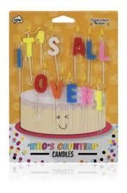 <b>свечи для торта</b> мир свечей с подсвечником 32 1022 золотой 0 ...