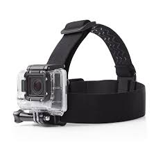 head strap mount for insta360 one x camera elastic flexible belt 1 4 adapter screw yi 4k action accessories