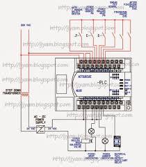 vfd wiring schematic vfd wiring diagrams pinch roller plc control wiring schematic drawing