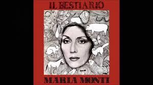 Maria Monti - Il Bestiario - YouTube