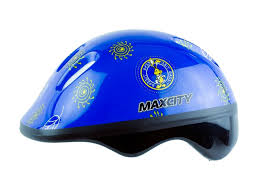 <b>Шлем Maxcity Baby Little</b> Rabbit S Blue | www.gt-a.ru