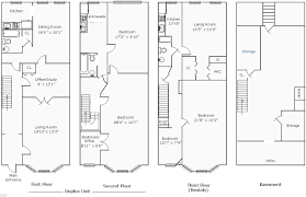 images about Brownstones row house on Pinterest   Narrow lot       images about Brownstones row house on Pinterest   Narrow lot house plans  Floor plans and Nashville