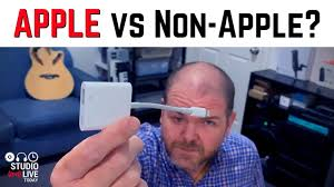 Why use a genuine <b>Lightning to USB</b> adapter? - YouTube