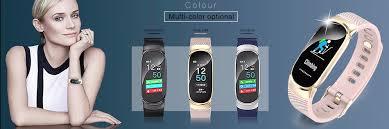 <b>LIGE Sport</b> Smart Bracelet Women Men Waterproof <b>Smart Watch</b> ...