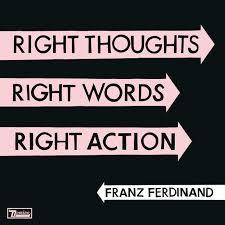 Franz Ferdinand - Right Action US - Domino