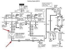 1989 ford f150 ignition switch wiring diagram 1989 1989 ford f250 starter solenoid wiring diagram wiring diagram on 1989 ford f150 ignition switch wiring