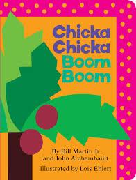 chicka chicka boom boom book by bill martin jr john cvr9781442450707 9781442450707 hr