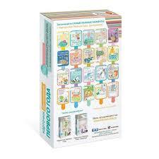 <b>Карточки</b> Первого Года Достижения <b>Cute</b> n <b>Clever</b>, цвет , артикул ...