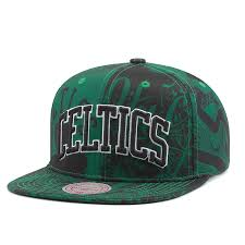 <b>Бейсболка Mitchell & Ness</b> Nba <b>Boston Celtics</b> Process Snapback ...