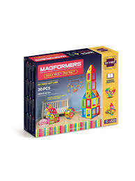 <b>Магнитный конструктор My</b> First 30 <b>Magformers</b> 5222802 в ...