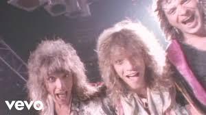 <b>Bon Jovi</b> - You Give Love A Bad Name (Official Music Video ...