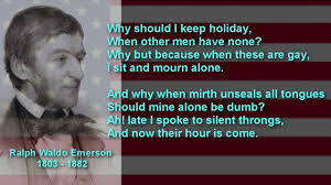 poem compensation by ralph waldo emerson poem compensation by ralph waldo emerson