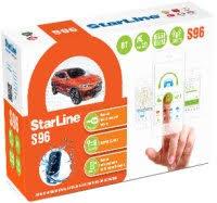 <b>StarLine S96 BT</b> GSM/GPS – купить <b>автосигнализацию</b> ...