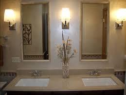 bathroom vanities mirrors and lighting. double vanity wall mirror with three lights bathroom vanities mirrors and lighting