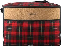 "<b>Сумка</b>-термос <b>Thermos</b> ""Heritage 48 Can Cooler"", цвет: красный ..."