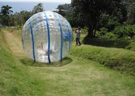 Rollerball Zorbing Phuket – Action Packed Adventure Inside a Ball!