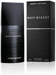 <b>Issey Miyake Nuit</b> D'Issey Eau de Toilette Spray for Men, 125 ml ...