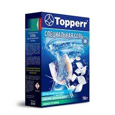 Купить аксессуар <b>Topperr 3318 Соль</b> для ППМ <b>таблетированная</b> ...