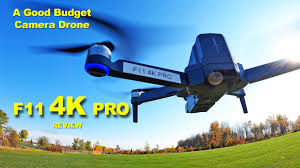 <b>F11 4K PRO</b> Review - This is a Very Good Budget Camera Drone ...