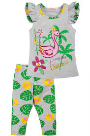 <b>Детская одежда BONITO</b> летний <b>комплект</b> для девочки
