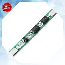 <b>3pcs 1S 3.7V</b> 4A li-ion BMS PCM 18650 Battery Protection Board ...