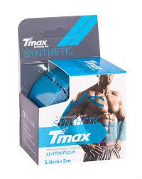 """Кинезио <b>тейп</b> """"<b>Synthetic</b> Blue"""" (голубой) <b>Tmax</b> : купить в интернет ..."""